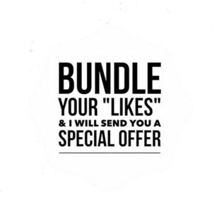 Don't forget to bundle for a private discount!